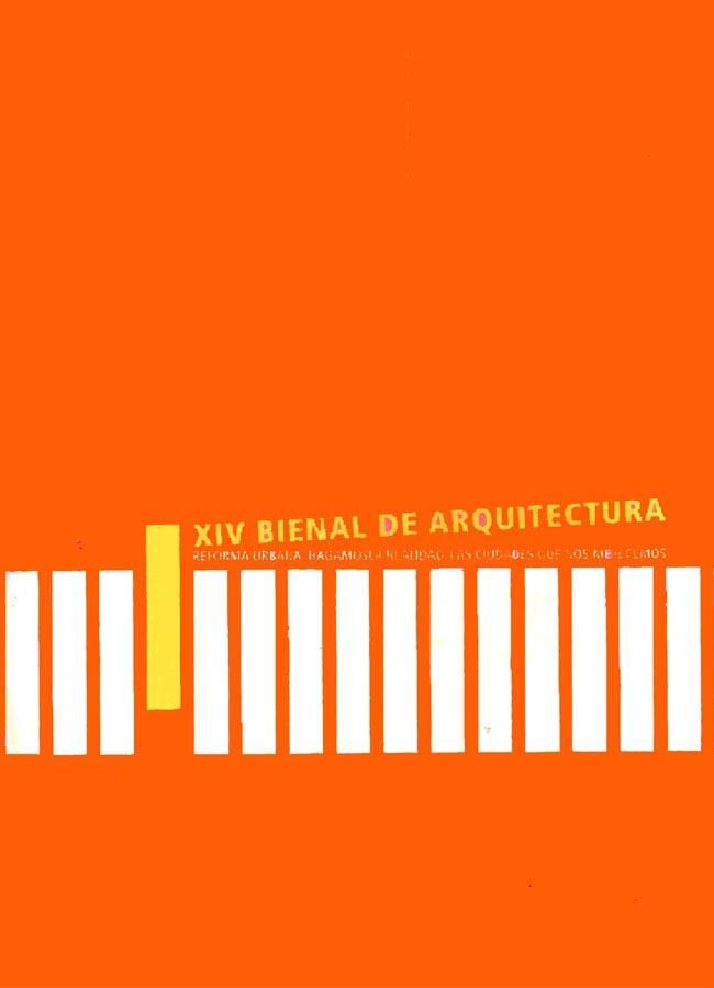 Bienal de Arquitectura