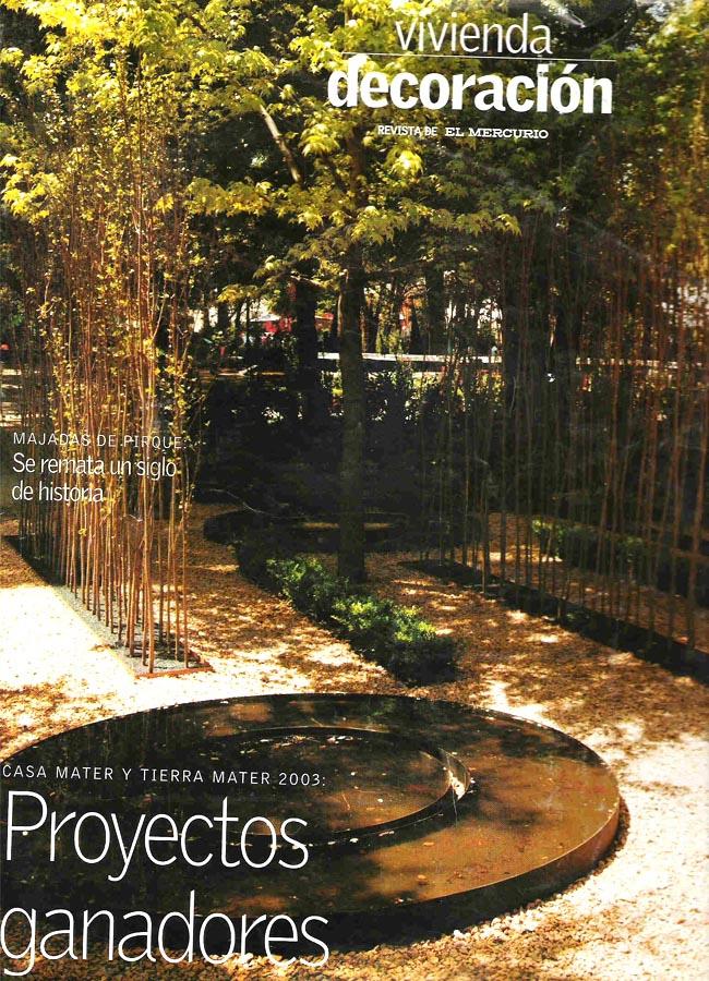 Vivienda y Decoración - El Mercurio: Reportaje de Obra 3